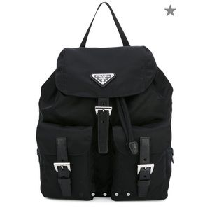 Black Prada backpack ❤️